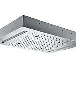 Недорогие -Современный Дождевая лейка Окрашенные отделки Особенность - Дождевая лейка / LED / Для душа, Душевая головка