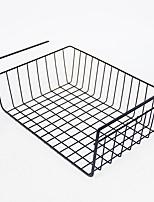 Недорогие -Высокое качество с Железо Полки и держатели Многофункциональный Кухня Место хранения 2 pcs