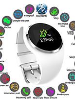 Недорогие -Q1 умный браслет сердечного ритма фитнес-трекер умный браслет кровяное давление / кислород мужчины женщины часы для ios android