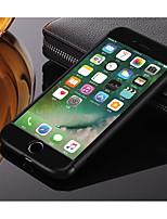 Недорогие -Роскошный тонкий 3 в 1 гибридный жесткий чехол для Apple Iphone 6 Plus / 6S Plus всего тела 360 градусов защиты задняя крышка чехол