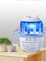 Недорогие -1шт москитная ловушка летать насекомых убийца привел ночь светло-голубой USB новый дизайн / творческий / прикроватный 360 градусов