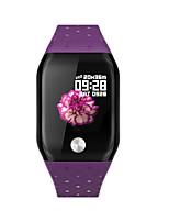 Недорогие -B59 смарт-группа цветной экран фитнес-браслет водонепроницаемый спорт смарт-браслет монитор артериального давления сердца smartband