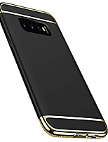 Недорогие -Кейс для Назначение SSamsung Galaxy S9 / S9 Plus / S8 Plus Покрытие Кейс на заднюю панель Однотонный Твердый пластик