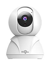 Недорогие -hiseeu fh3 1080p ip-камера 2-мегапиксельная беспроводная сеть Wi-Fi камера видеонаблюдения домашняя безопасность ip-камера радионяня p2p автоматическое отслеживание движения