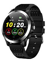 Недорогие -wg ecg ppg smartwatch наручные часы шагомер ip67водонепроницаемый умные часы мужчины женщины bluetooth смарт-группа спортивные часы