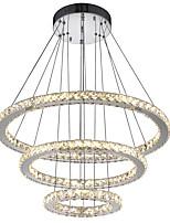 Недорогие -светодиодные хрустальные подвески для люстр лампы светильники подвесные светильники потолочные светильники для столовой отеля дома 110-120 В / 220-240 В