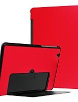 Недорогие -Кейс для Назначение LG LG G Pad X II 10.1 Защита от удара / со стендом / Ультратонкий Чехол Однотонный Твердый Кожа PU