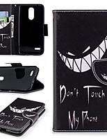 Недорогие -Кейс для Назначение Sony Sony Xperia 10 / Xperia XZ2 / Xperia XZ1 Compact Бумажник для карт / со стендом / Флип Чехол Пейзаж / Животное / Мультипликация Твердый Кожа PU / Настоящая кожа