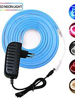 Недорогие -KWB 1m Гибкие светодиодные ленты 120 светодиоды SMD3528 Тёплый белый / Белый / Красный Водонепроницаемый / Творчество / Можно резать 12 V 1 комплект