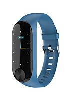 Недорогие -Z-YeuY Y10 Мужчина женщина Смарт Часы Android iOS Bluetooth Водонепроницаемый Сенсорный экран Измерение кровяного давления Спорт Израсходовано калорий