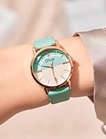 Недорогие -Горячие продажи цвет соответствия женские повседневные часы модные аналоговые классические кожаные наручные часы для женщин, девушек