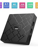 Недорогие -HK1 мини 2 + 16 ГБ Android 8.1 Smart TV Box RK3229 4 К 3D H.265 Wi-Fi медиа-плеер