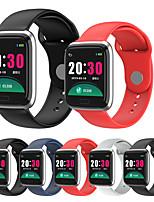 Недорогие -Cy05s умный браслет 1,3-дюймовый цветной экран моды спортивные часы водонепроницаемый фитнес-трекер монитор сердечного ритма артериального давления