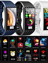 Недорогие -Dt58 смарт-группа ip68 водонепроницаемый монитор сердечного ритма ЭКГ смарт-браслет фитнес-трекер умный браслет часы для Android IOS