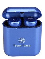 Недорогие -Беспроводная Bluetooth-гарнитура-вкладыши стерео наушники с шумоподавлением с зарядкой