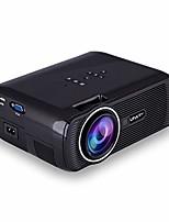 Недорогие -Мини-проектор u80 Видеопроектор (модернизированный до 2019 года) 1080p поддерживается с помощью портативного светодиодного проектора 1000 люмен с контрастностью 20001 и дисплеем 200