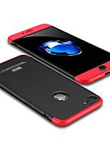 Недорогие -Роскошный тонкий 3 в 1 гибридный броня жесткий чехол для Apple, iPhone 6 / 6S всего тела 360 градусов защиты задняя крышка чехол