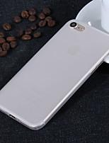 Недорогие -чехол для apple iphone xr / iphone xs max матовая задняя крышка однотонный жесткий ПК для iphone 7 / iphone 7 plus / iphone 8 / iphone 8 plus / iphone x / iphone xr / iphone xs / iphone xs max