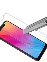 Недорогие -XIAOMIScreen ProtectorRedmi 6A HD Защитная пленка для экрана 1 ед. Закаленное стекло