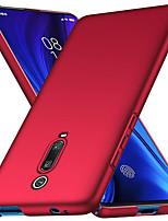 Недорогие -Кейс для Назначение Xiaomi Xiaomi Redmi Note 6 / Xiaomi Redmi Note 7 / Xiaomi Redmi Note 7 Pro Ультратонкий Кейс на заднюю панель Однотонный Твердый ПК