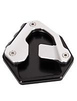 Недорогие -увеличитель стойки стороны мотоцикла алюминиевого сплава для близнеца Африки Honda crf1000f