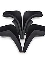 Недорогие -ford fiesta 09-16 отлитые в форму брызговики брызговики брызговики передний задний брызговик
