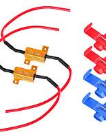 Недорогие -1 шт. 10 Вт 39 Ом светодиодный нагрузочный резистор без предупреждения об ошибке компенсатор для сигнала поворота мигать код ошибки