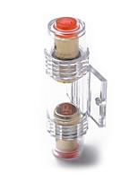 Недорогие -держатель предохранителя agu с 5шт 60a предохранитель для автомобильных аудиоинсталляторов кабель, усилитель, усилитель