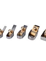 Недорогие -профессиональный Аксессуары для скрипки / Инструменты VT0908-144 Скрипка Сталь с золотым покрытием Аксессуары для музыкальных инструментов 2.6*1.3 3.2*1.6 4.1*1.9 4.2*2.35 5.1*2.4 cm