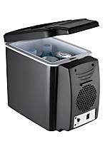 Недорогие -6l портативный мини-автомобиль холодильник электрический кулер и теплее usb холодильник для домашнего офиса автомобиля путешествия кемпинга