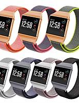 Недорогие -Ремешок для часов для Fitbit ionic Fitbit Спортивный ремешок Нейлон Повязка на запястье
