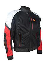 Недорогие -унисекс мотоцикл езда на велосипеде костюм куртка гонщик дышащий антиколлизионный мотоцикл костюм для лета весна