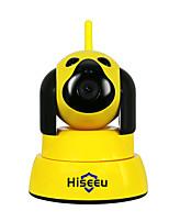 Недорогие -Hiseeu Домашняя Камера Безопасности IP Беспроводной Wi-Fi Smart Dog Wi-Fi Видеокамера 720 P Ночного Видеонаблюдения Крытый Радионяня