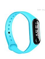 Недорогие -Z-YeuY M3L Мужчина женщина Смарт Часы Android iOS Bluetooth Сенсорный экран Пульсомер Измерение кровяного давления Спорт Smart