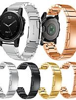 Недорогие -smartwatch band для fenix 5s plus / 5s plus quickfit из натуральной кожи модный мягкий ремешок на запястье