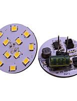 cheap -2pcs 2 W LED Bi-pin Lights 250 lm G4 T10 12 LED Beads SMD 2835