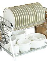 Недорогие -Высокое качество с Нержавеющая сталь Аксессуары для шкафов Для приготовления пищи Посуда Кухня Место хранения 1 pcs