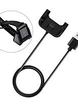 Недорогие -usb магнитное зарядное устройство для xiaomi huami amazfit bip молодежные умные часы зарядные устройства быстрая зарядка кабель колыбель зарядное устройство заменить