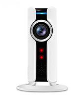 Недорогие -willsee 960p / 100w vr180 ° техно камера панорамная камера рыбий глаз беспроводная сеть WiFi мониторинг камеры vr камера внутренняя поддержка 32 ГБ