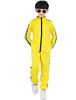 Недорогие -Вдохновлен Косплей Kill Bill Аниме Косплэй костюмы Японский Косплей Костюмы другое Костюм Назначение Мальчики / Девочки