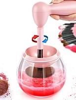Недорогие -электрическая щетка для макияжа чистящие щетки инструмент для мытья универсальный набор сушилок для косметической щетки