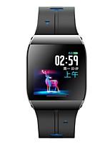 Недорогие -x1 умные часы 1,3-дюймовый большой дисплей сплава чехол ip68 водонепроницаемый монитор сердечного ритма 30 дней в режиме ожидания SmartWatch