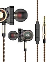 Недорогие -qkz trustfire ck5 в наушниках-вкладышах 6d стерео наушники с силикагелем наушники-вкладыши стерео наушники