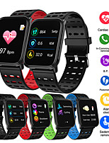 Недорогие -Ts10 умные часы фитнес трек группа ip68 водонепроницаемый smartwatch мужчины женщины часы для iphone ios xiaomi android телефон
