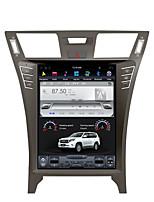 Недорогие -zwnva tesla style 12.1 дюймовый экран isp 4g 32g android 8.1 автомобиль нет DVD-плеер GPS-навигатор экран навигации для Ford Mustang 2010 2011 2012 2013 2014 2014