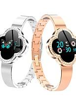 Недорогие -фитнес-трекер женщины умные часы мужчины smartwatch водонепроницаемый браслет монитор сердечного ритма спорт браслет для android ios