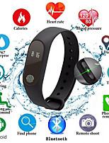 Недорогие -m2 smart band дети спортивные часы для мужчин, женщин фитнес-трекер монитор сердечного ритма сообщение напоминание жизни водонепроницаемый браслет