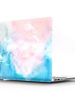 Недорогие -Твердый переплет ПВХ оболочки для MacBook Air Retina 15-дюймовый защитный чехол туманность