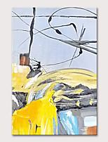Недорогие -Mintura большой размер ручная роспись абстрактные картины маслом на холсте современная поп-арт настенная картина для украшения дома не оформлена