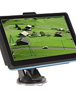Недорогие -7-дюймовый 7075 GPS 256M 8G Windows CE 6.0 Автомобильный GPS-навигатор Авто с сенсорным экраном GPS-навигатор аудио-видео плеер